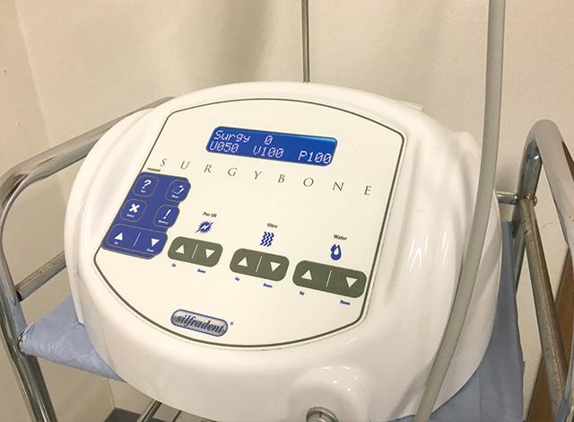 超音波骨切削機器(ピエゾ)